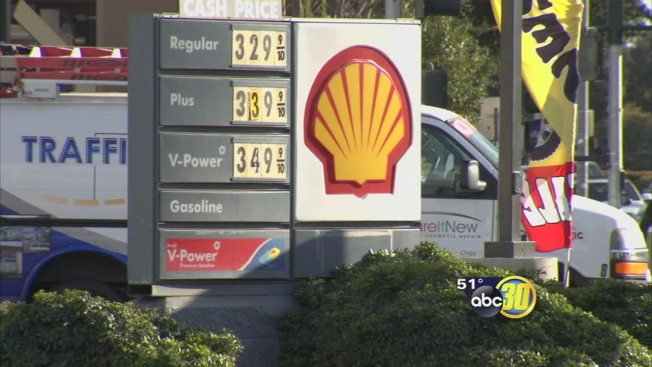 California sees massive surge in gas prices