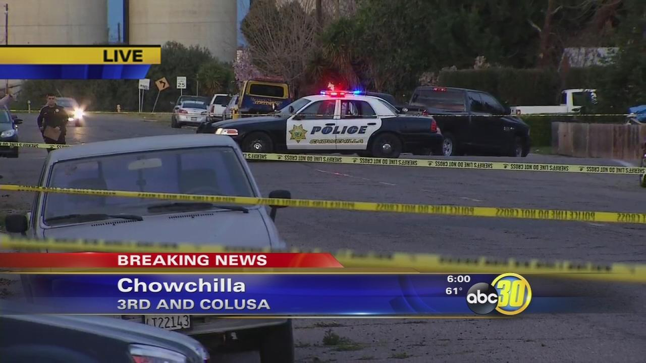 Investigation underway after officer-involved shooting in Chowchilla