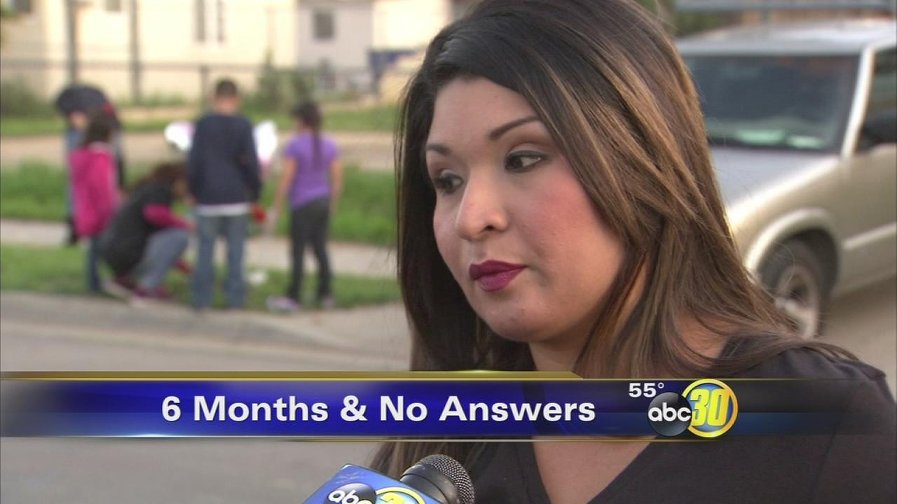 Fresno widow needs help finding her husbands killer
