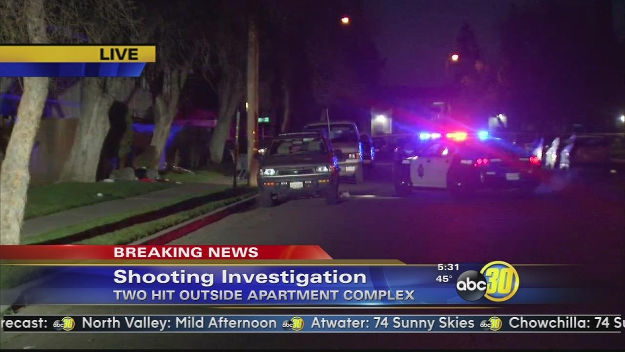 1 killed, 1 injured in Southeast Fresno shooting