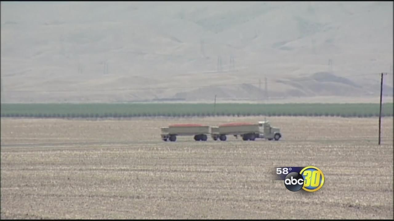 Is water rationing on the horizon for California?