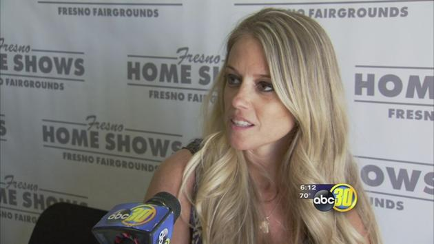 ... Garden Design With HGTV Star Nicole Curtis Shares Tips At Fresno Home  And Garden Show With