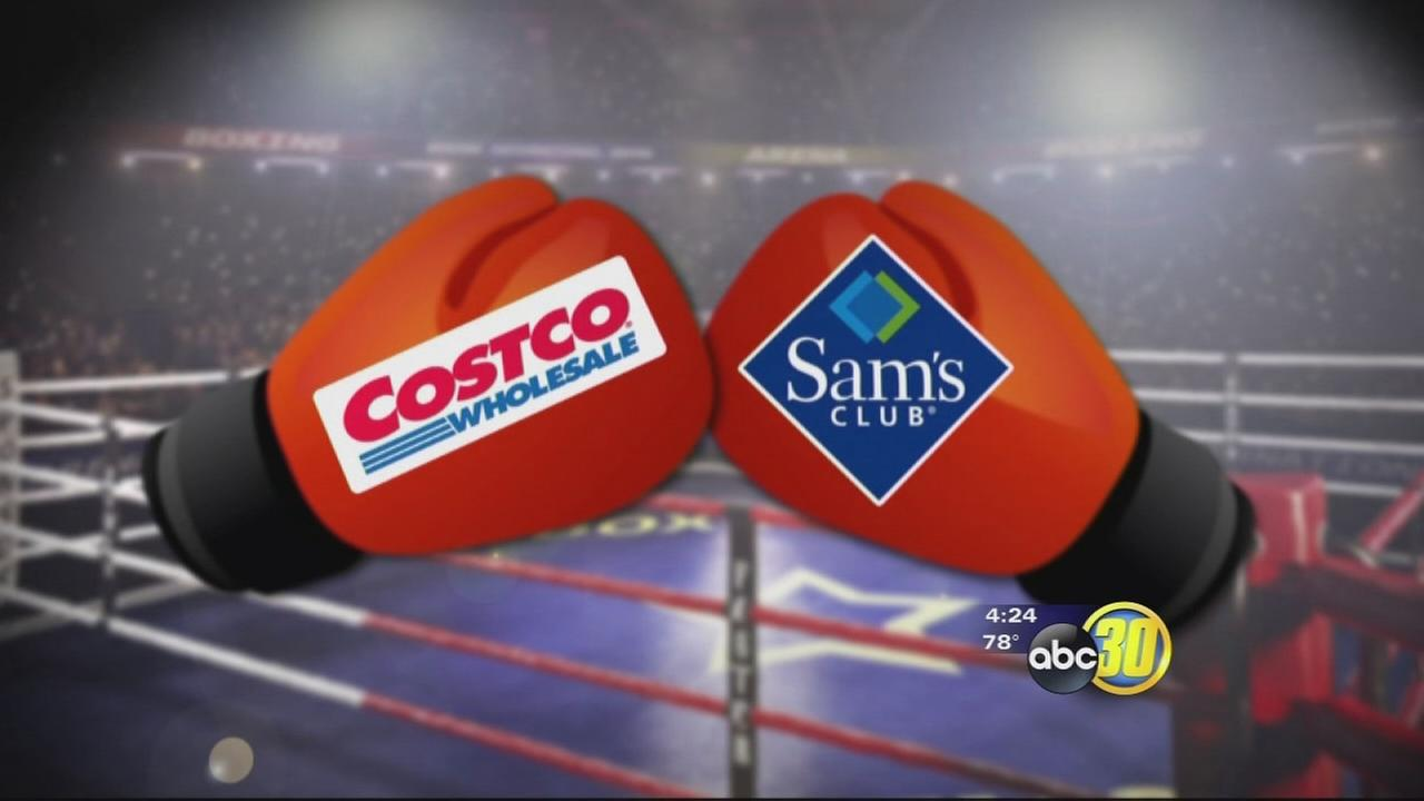 Costco vs. Sams Club