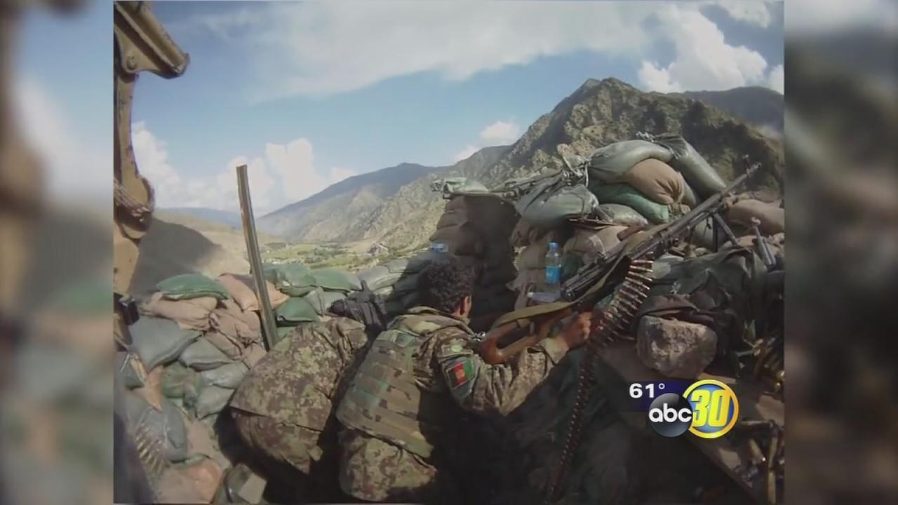 Fresno veteran featured in Afghan War documentary