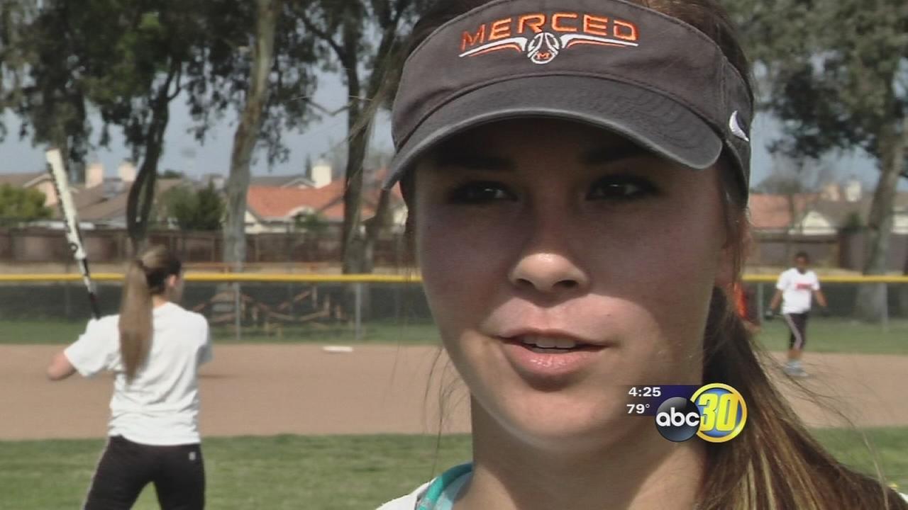 Good Sports: Merceds Maddie Nickles