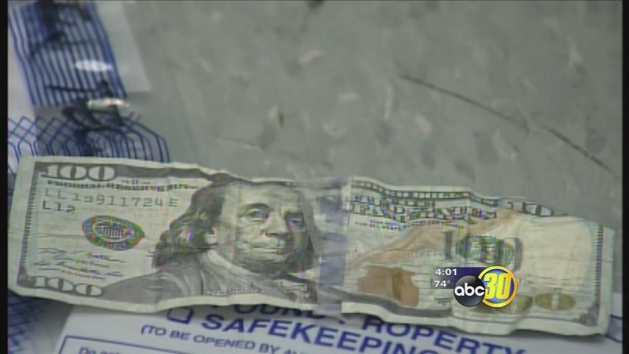 2 arrested in Gustine ID theft, counterfeit money case