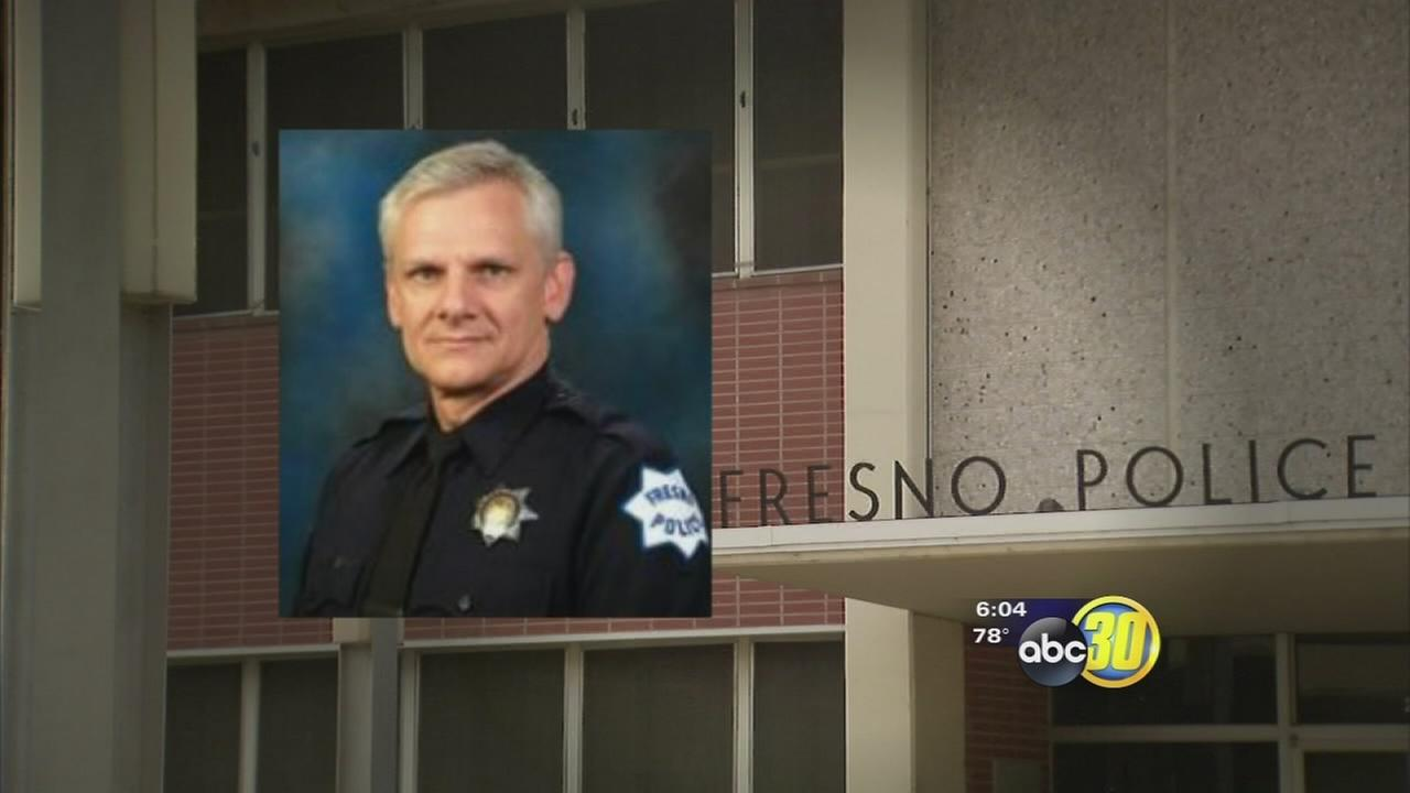 Fresno police officer loses battle with cancer