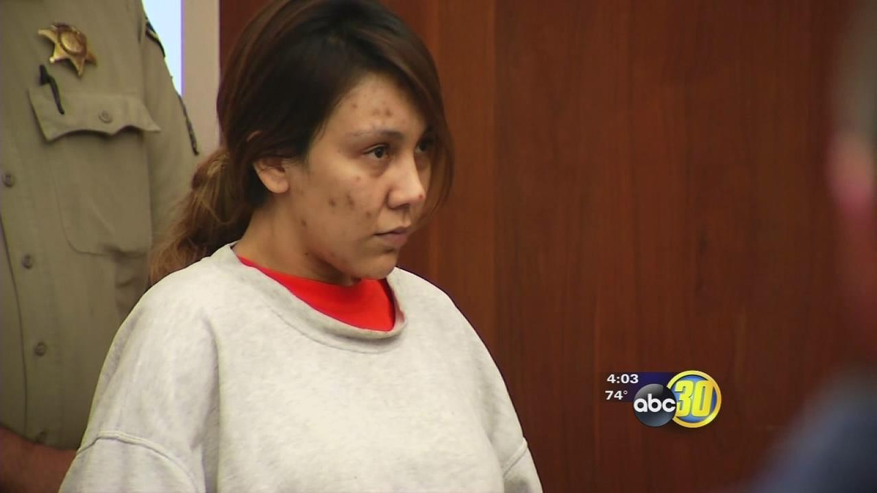 Ex-wife accused of killing Exeter police officer appears in court