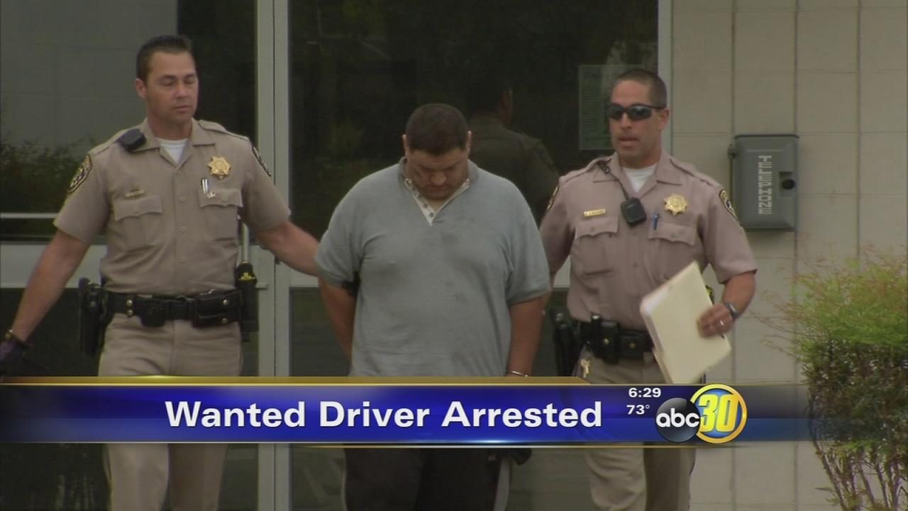 Suspect in Reedley fatal hit-and-run in custody