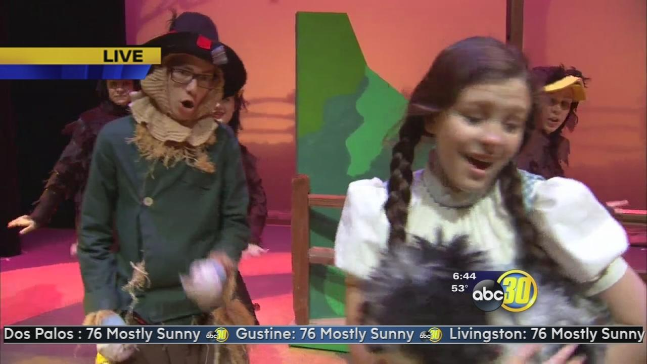 Buchanan High Schools Wizard of Oz brings the silver screen classic to life