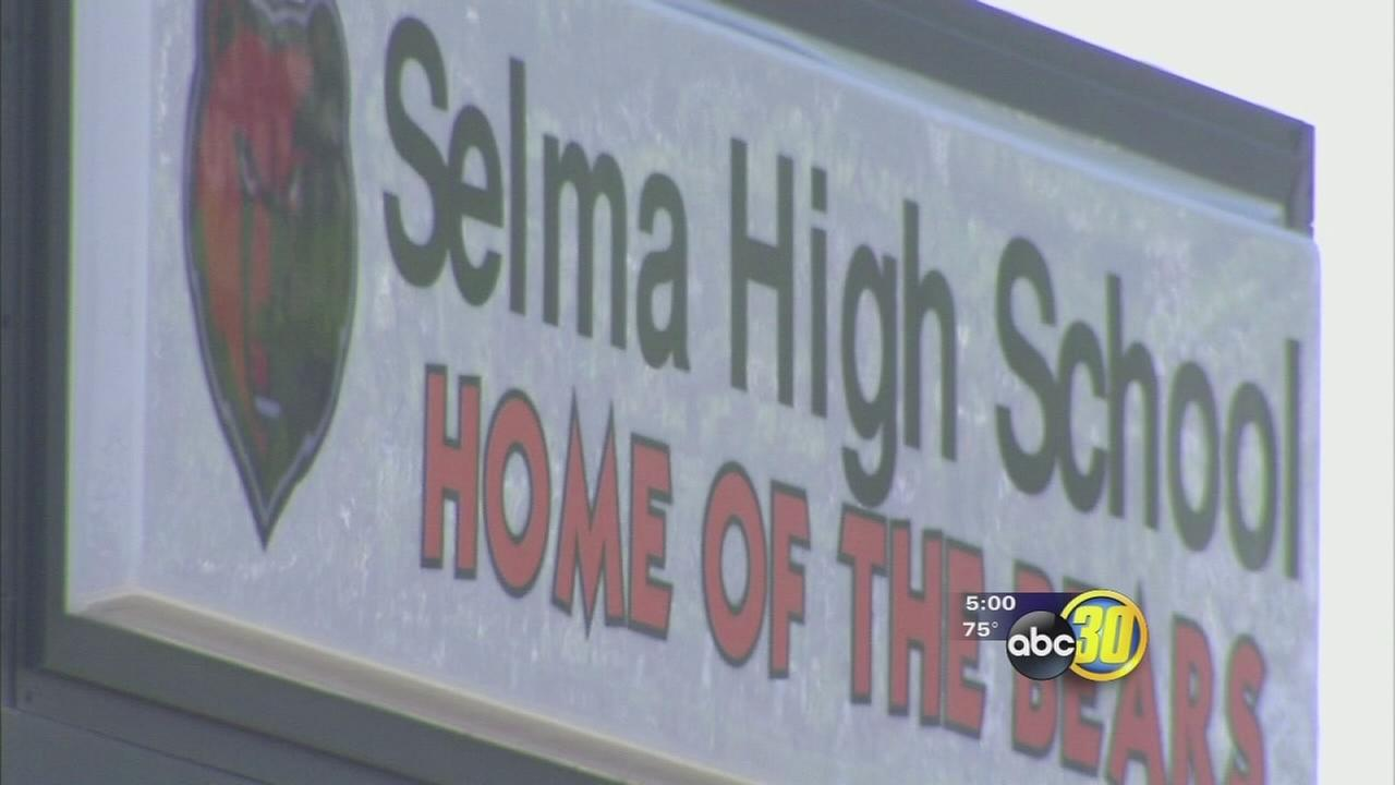 Former Selma USD employee under investigation for possible misconduct with student