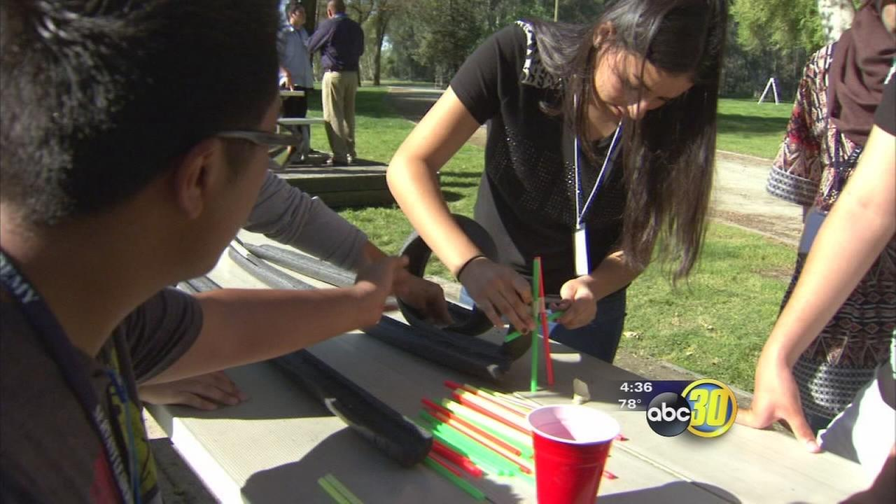 Fresno County students learning what it takes to be a leader