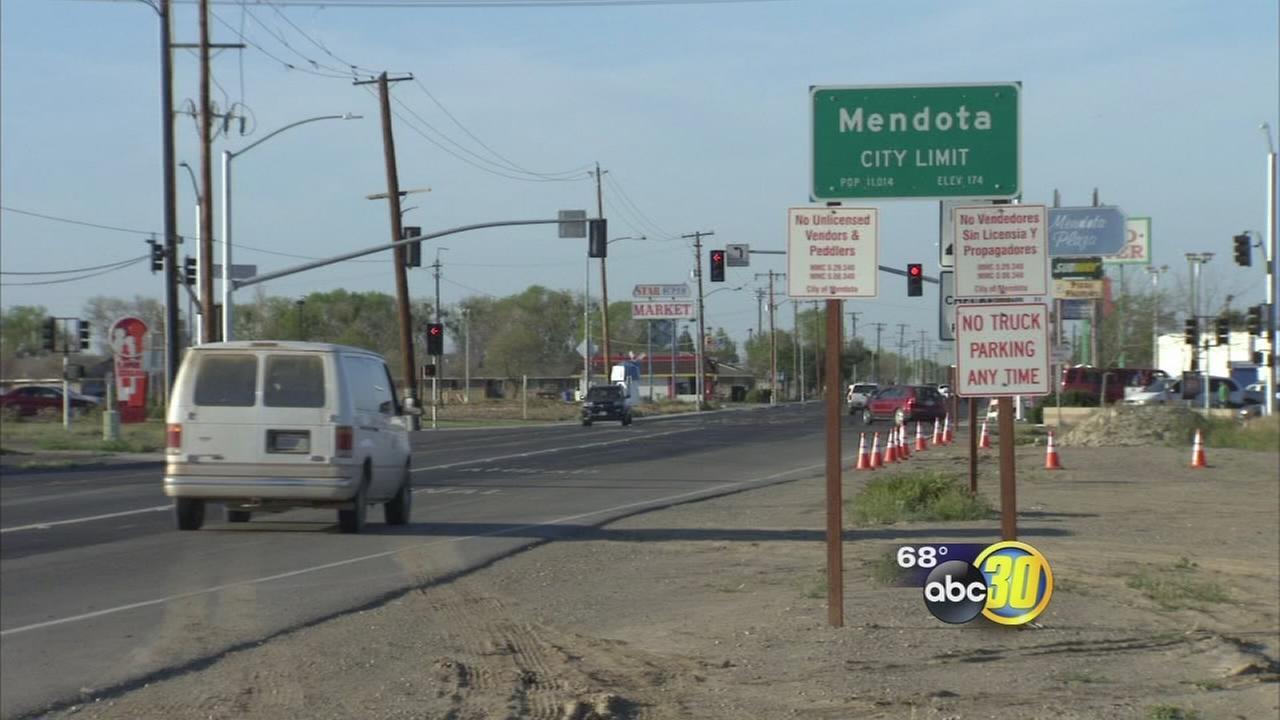 Emergency drought money has the community of Mendota hopeful