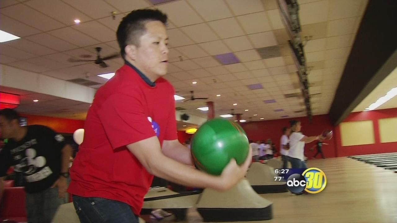 Bowl for Kids Sake kicks off in Clovis