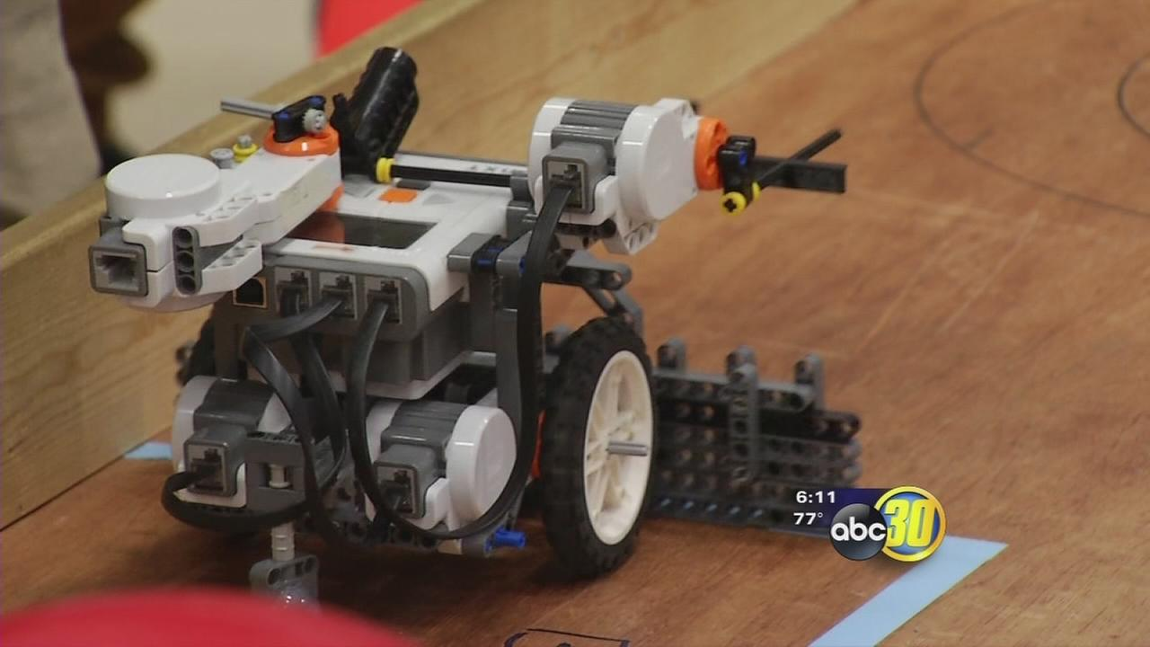 Fresno Unified students compete in Tournament of Technology