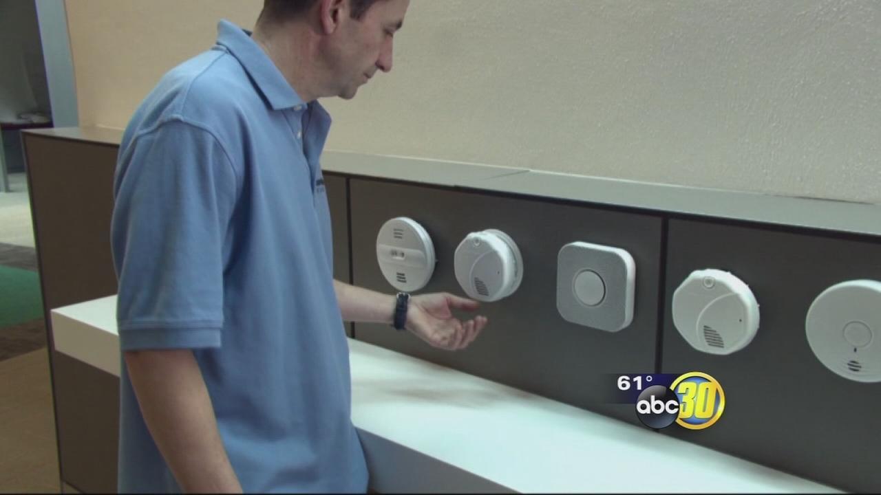 Life-saving smoke detectors