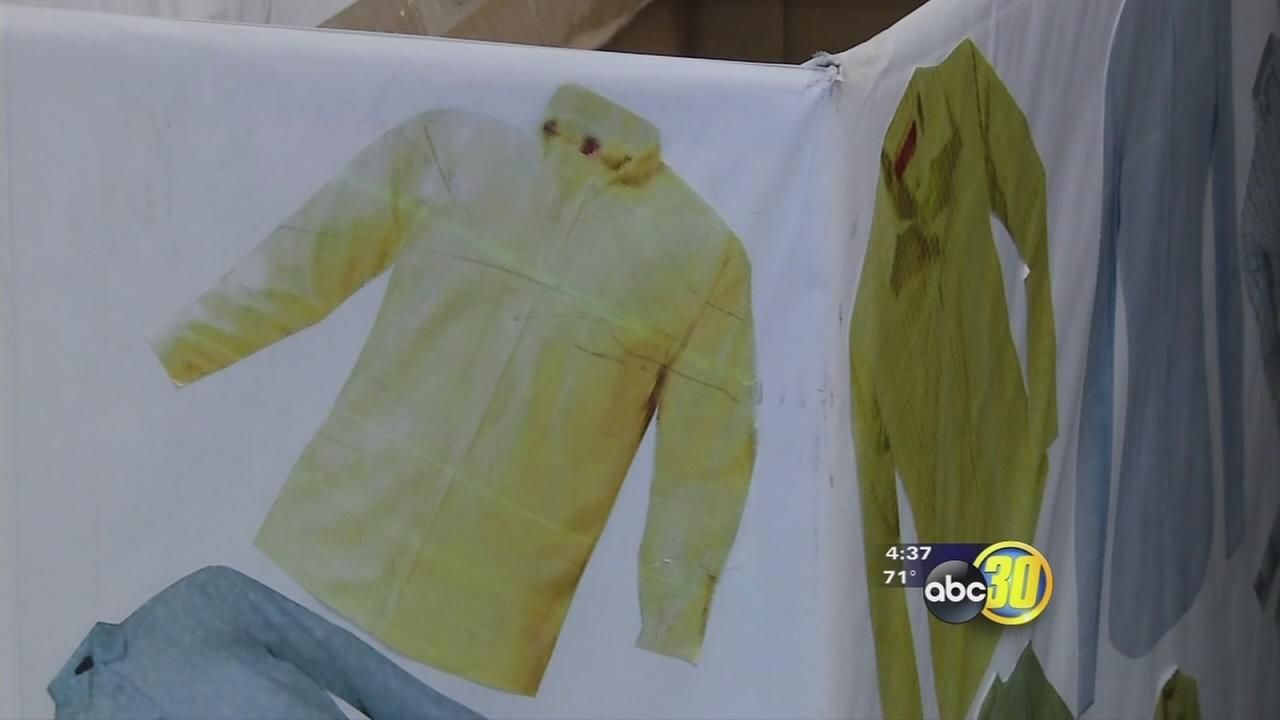 Long-sleeve shirt drive held during National Farmworker Awareness Week