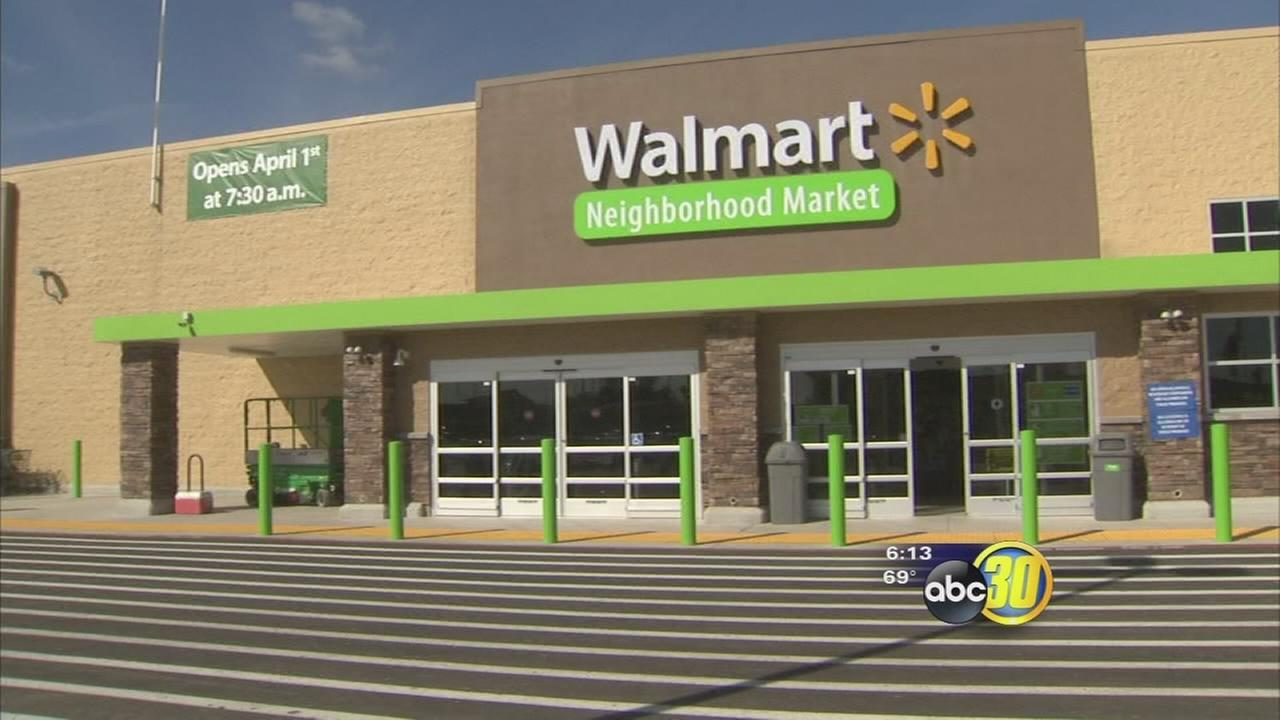 New Walmart Neighborhood Market to open in Central Fresno
