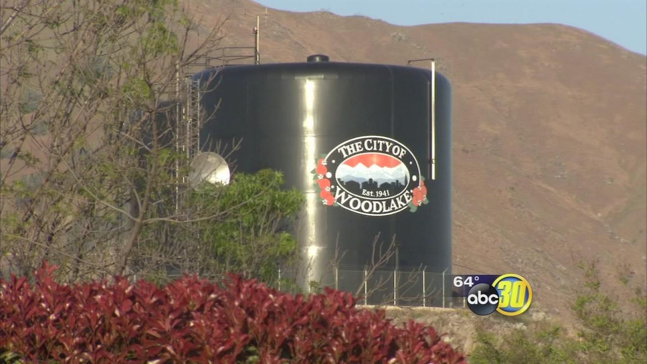 Water cutbacks in Woodlake are nearly double Gov. Browns request