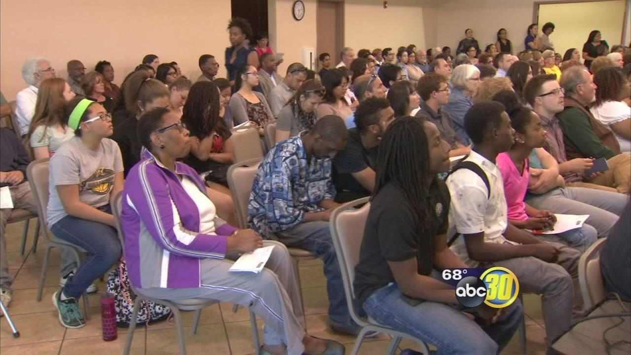 Group tackles Prop 47 at Southwest Fresno forum
