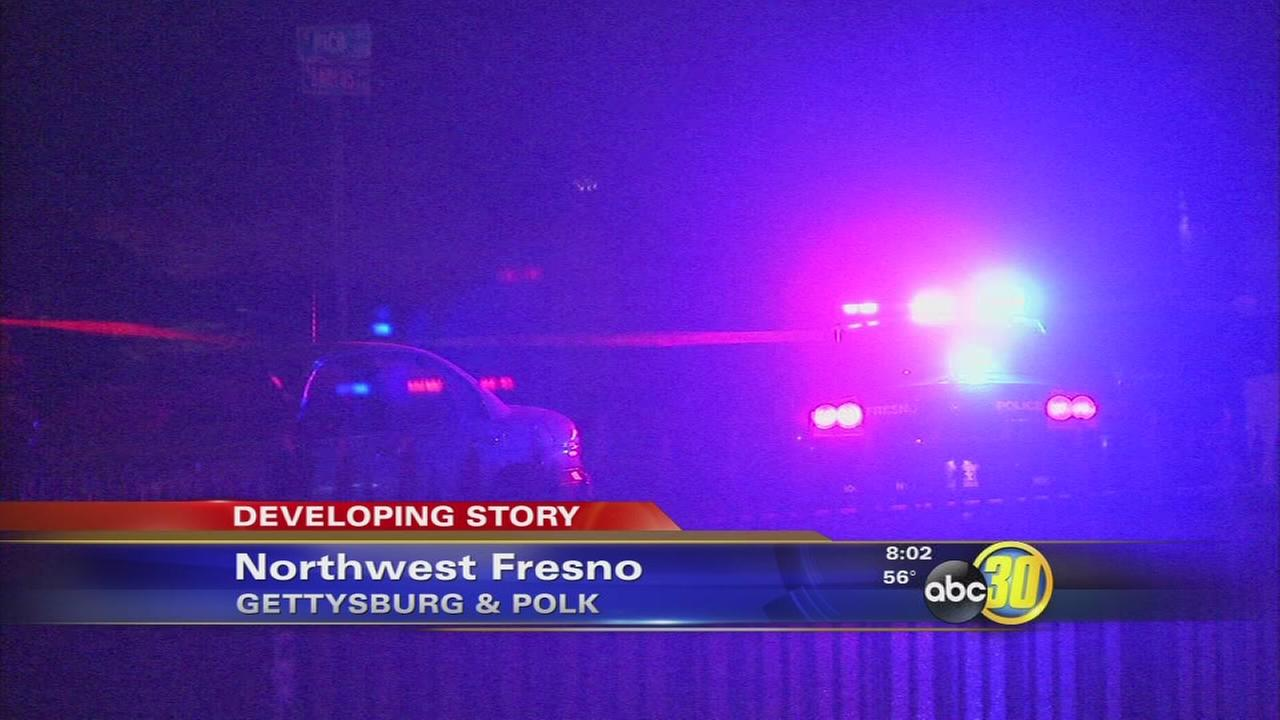 Man shot during fight in Northwest Fresno, police say