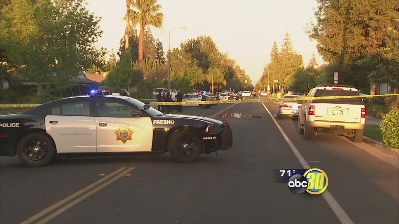 Northwest Fresno drive-by shooting leaves man dead
