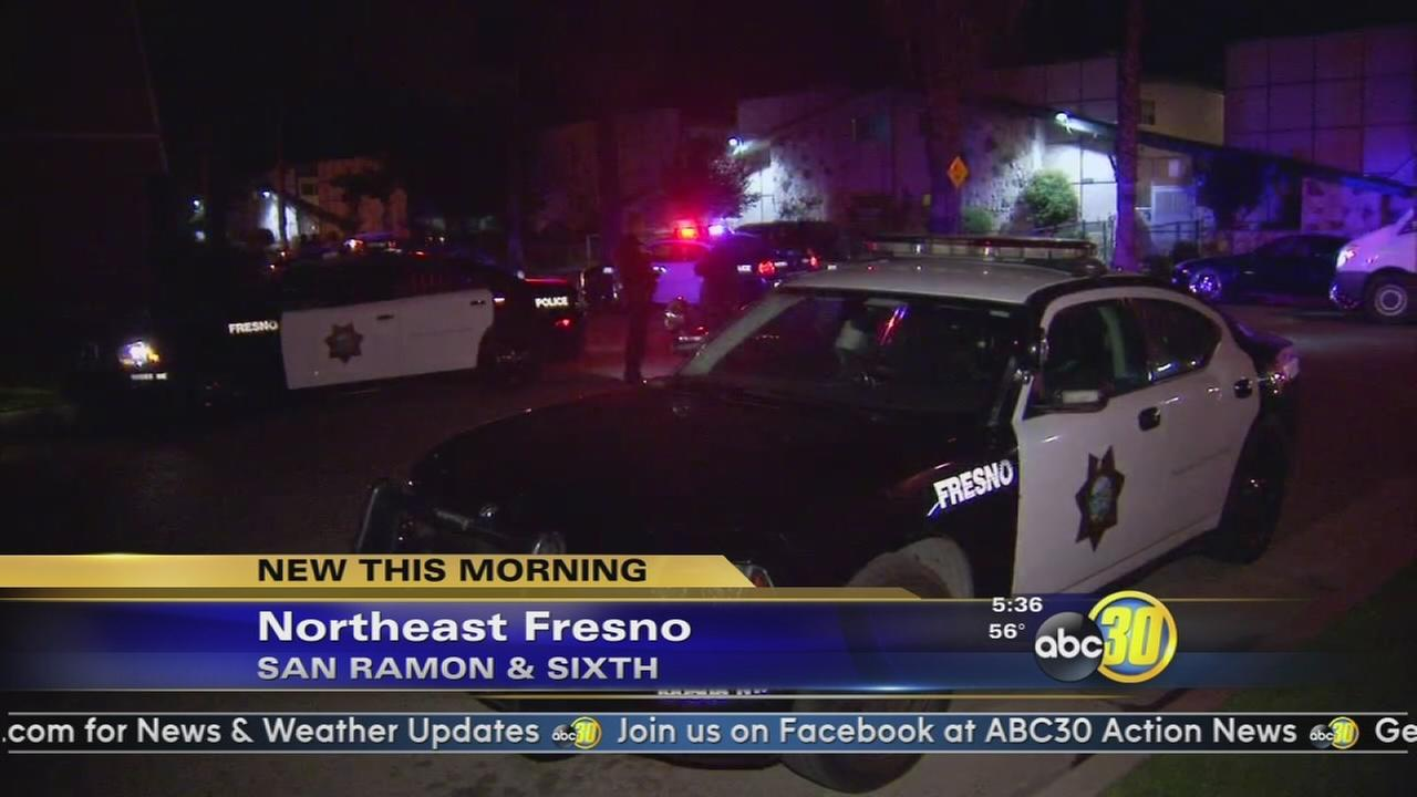 Fresno man recovering from multiple stab wounds