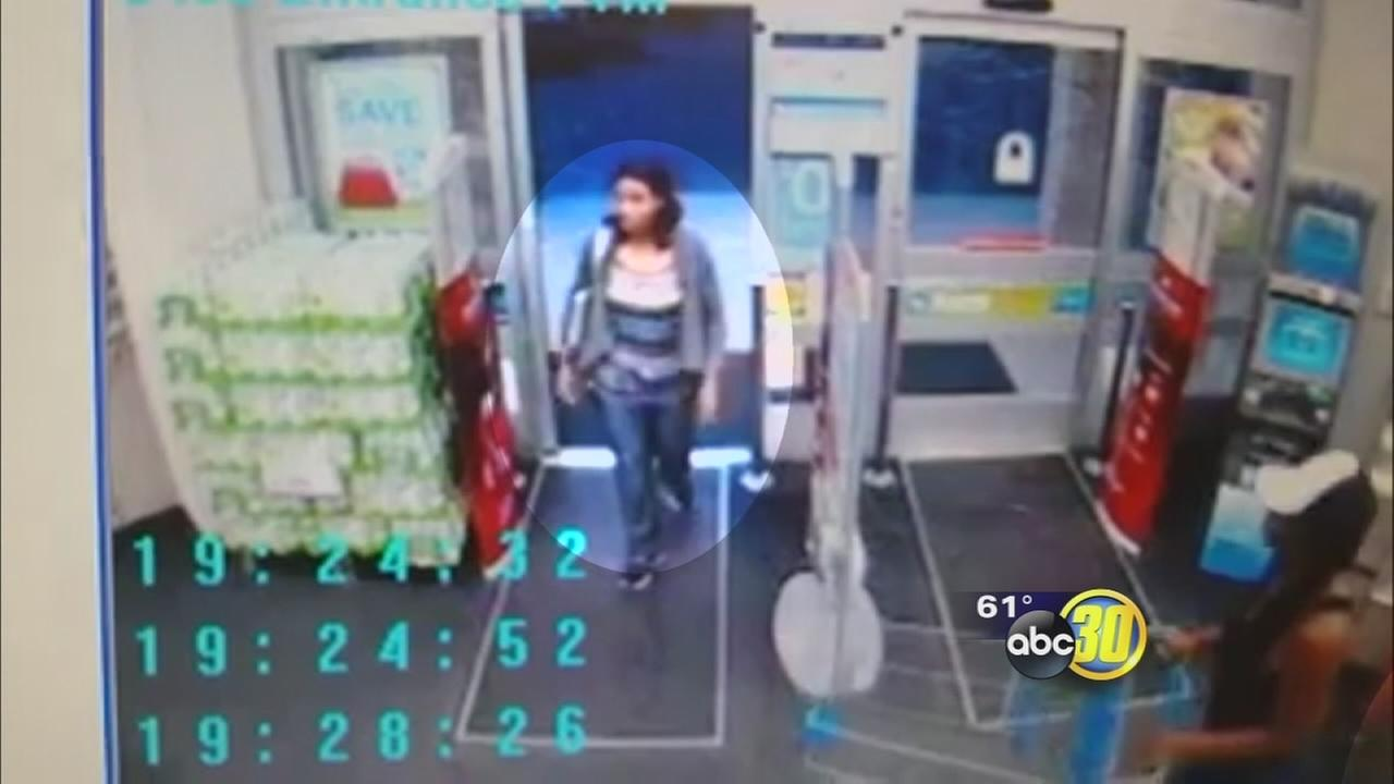 Madera Police look for Easter basket theft suspects