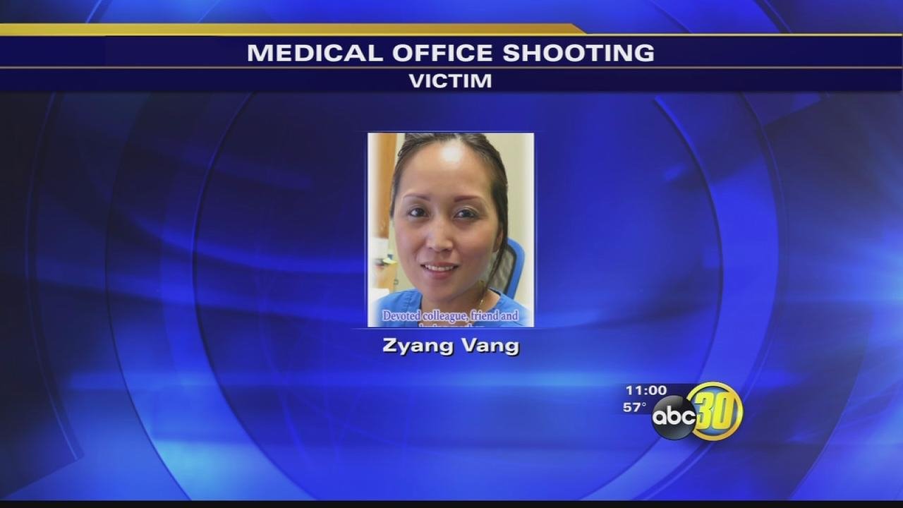 Downtown murder suicide victim identified as Zyang Vang