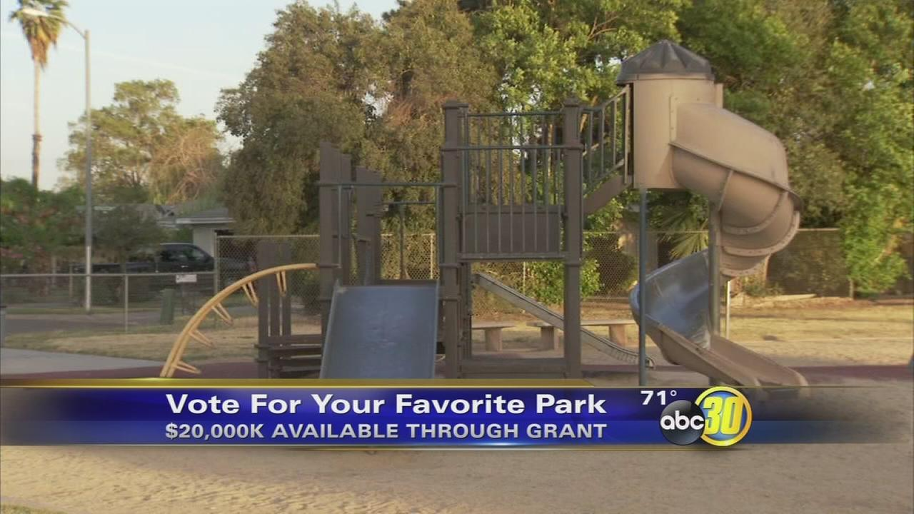 Fresno park to win $20,000 grant in contest