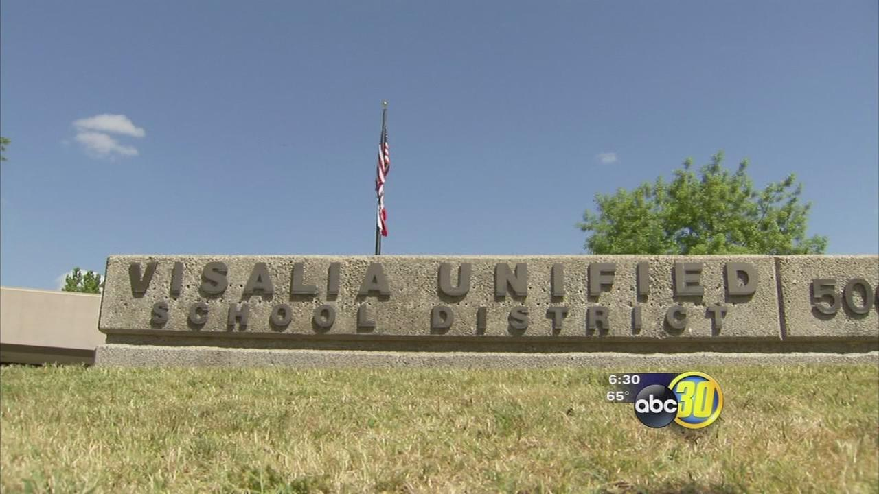 Visalia Unified changing school boundaries for some neighborhoods