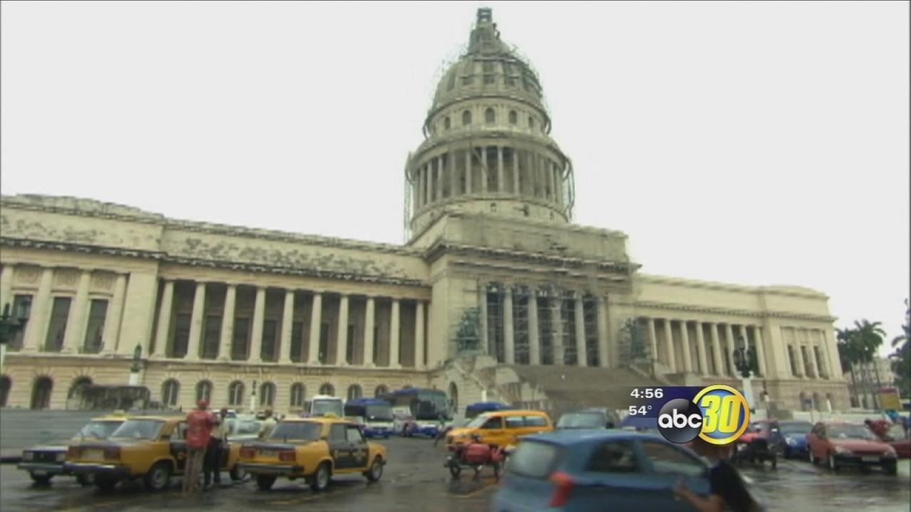 Valley delegation optimistic after Cuba trip