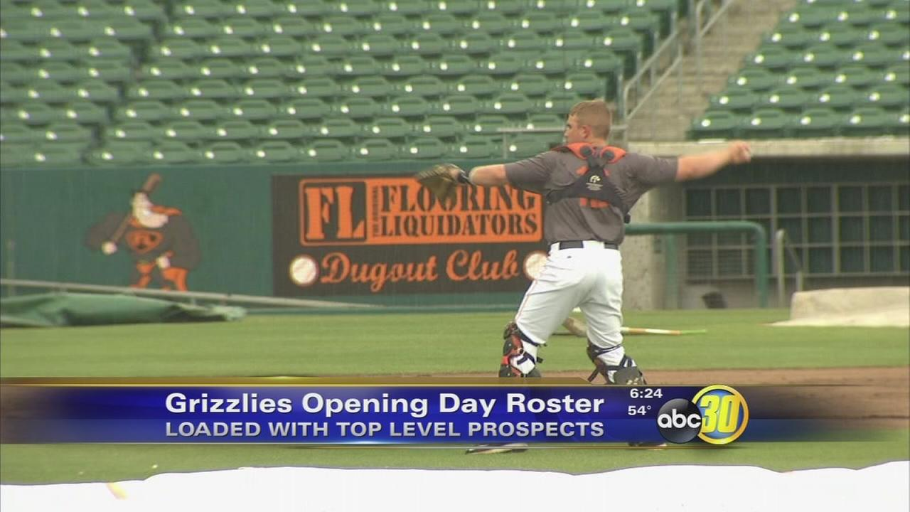 Grizzlies, Rawhide Prepare for Opening Day