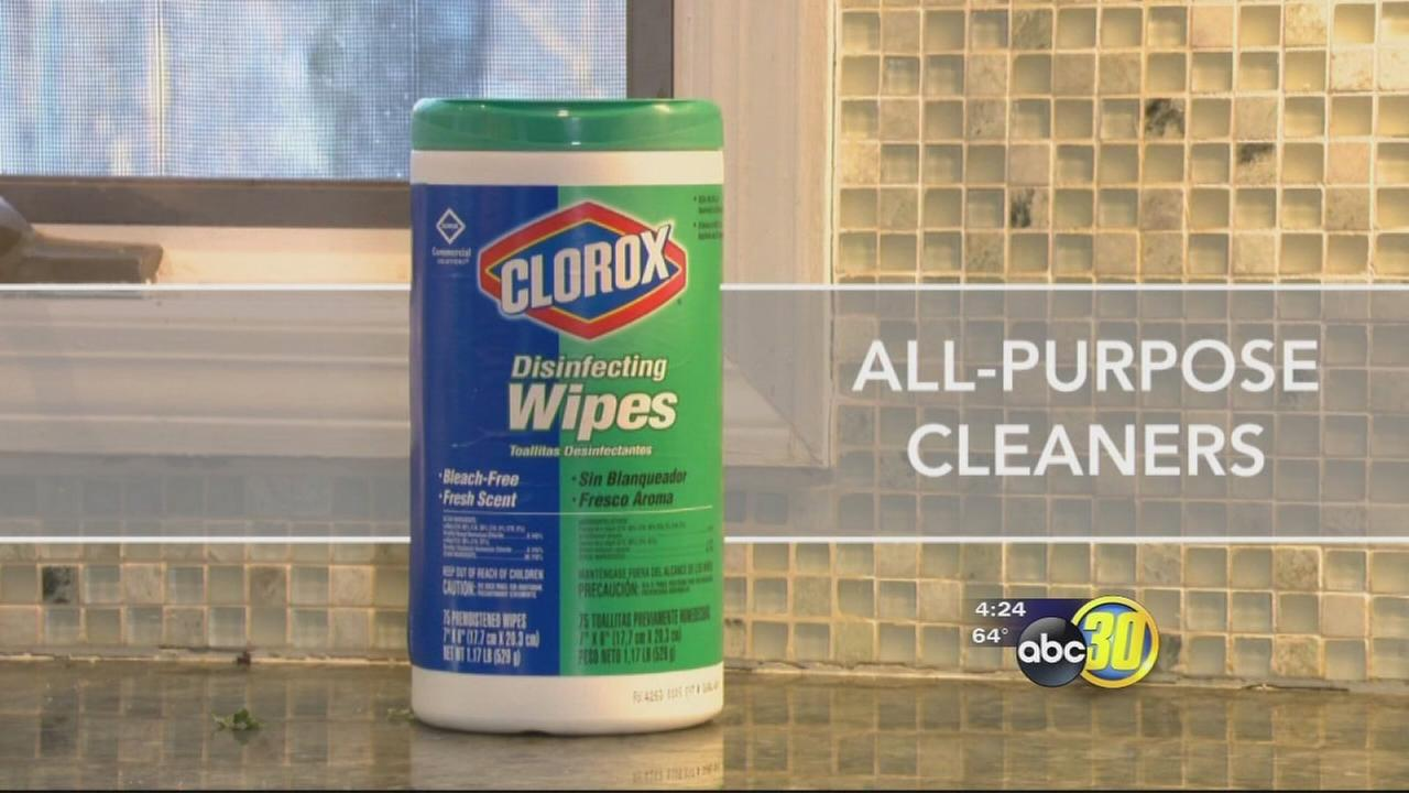 Spring-cleaning dangers and better alternatives
