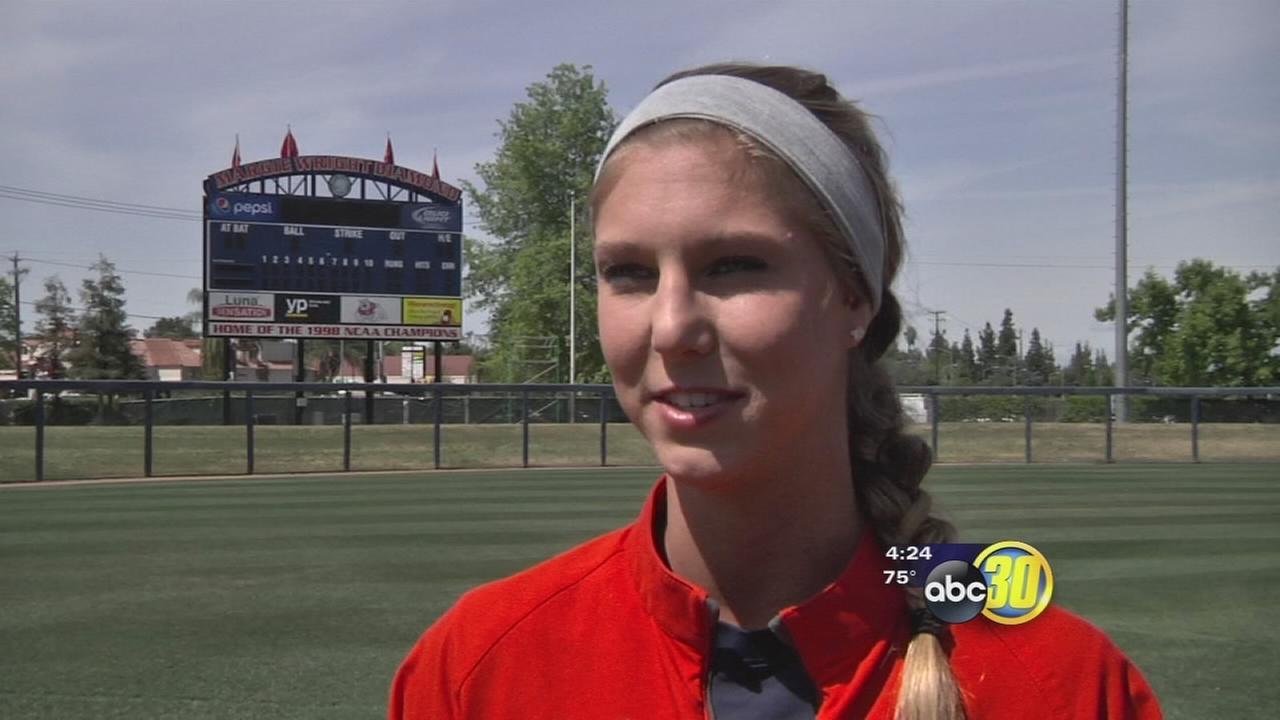 Good Sports: Brenna Moss