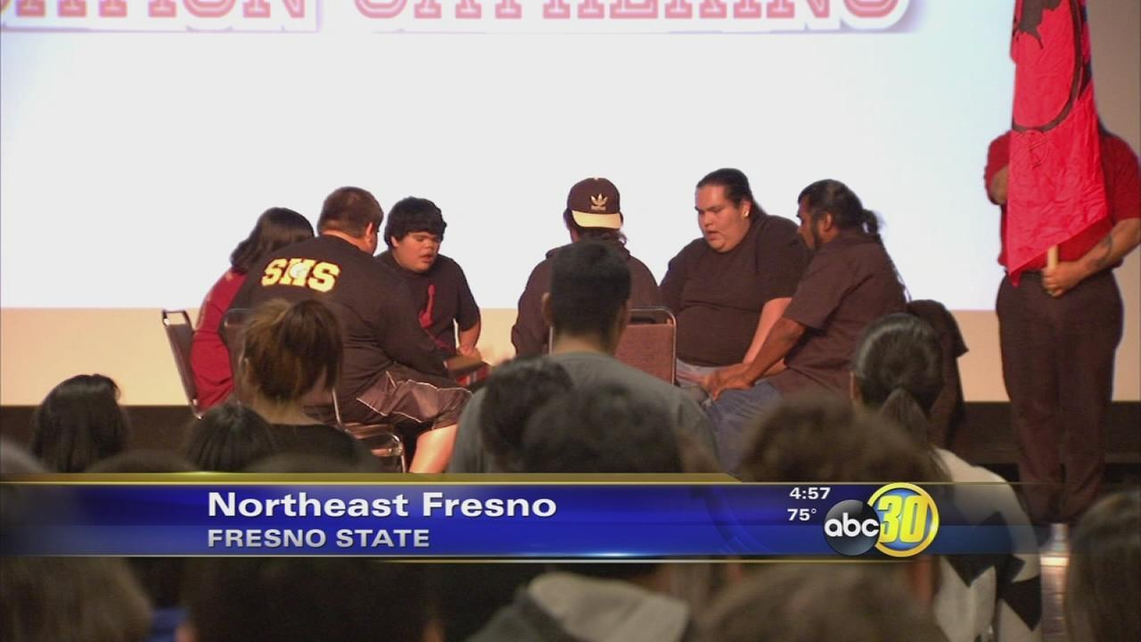 Fresno State hosts Native Family Education Gathering
