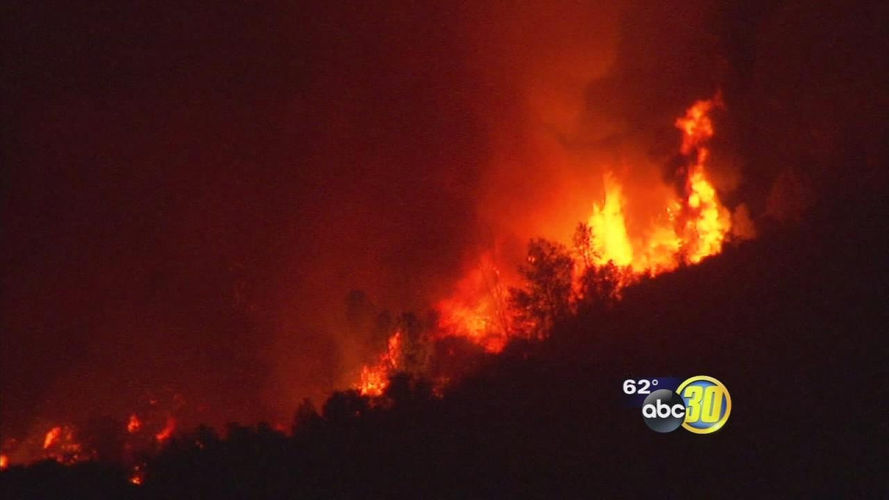 Lack of water could impact how crews battle wildfires this summer