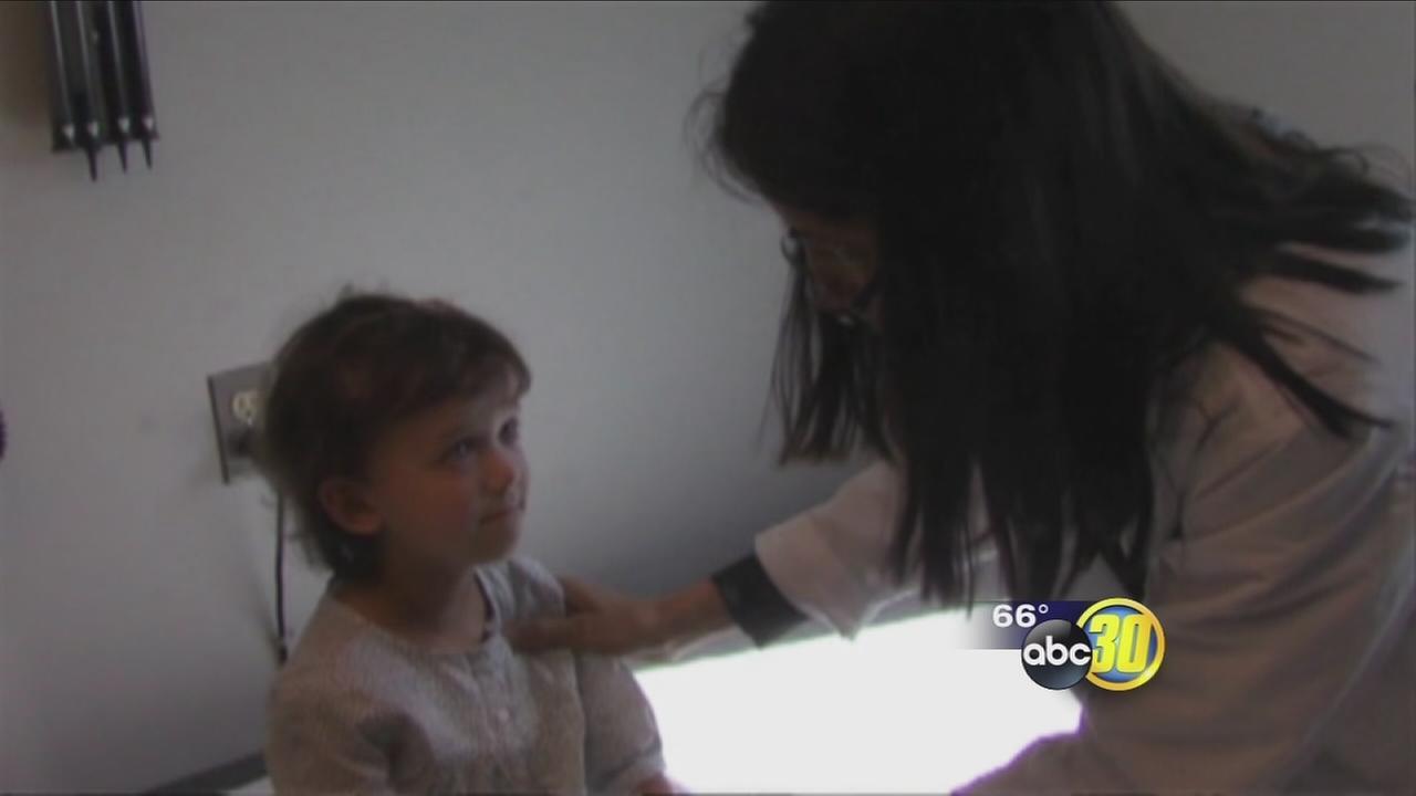 Scleroderma in kids: A mystery disease