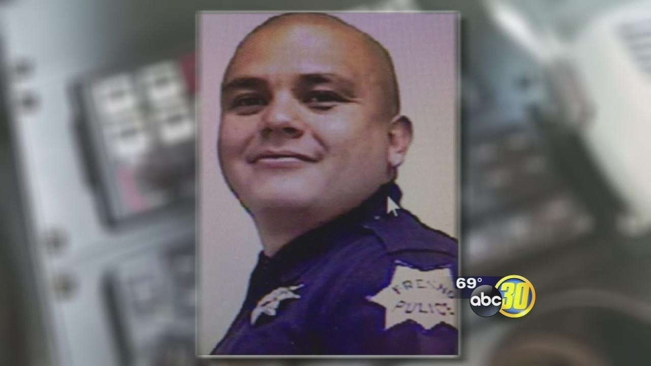 Fresno Police Detective Edgar Valle Sandoval loses battle with pancreatic cancer