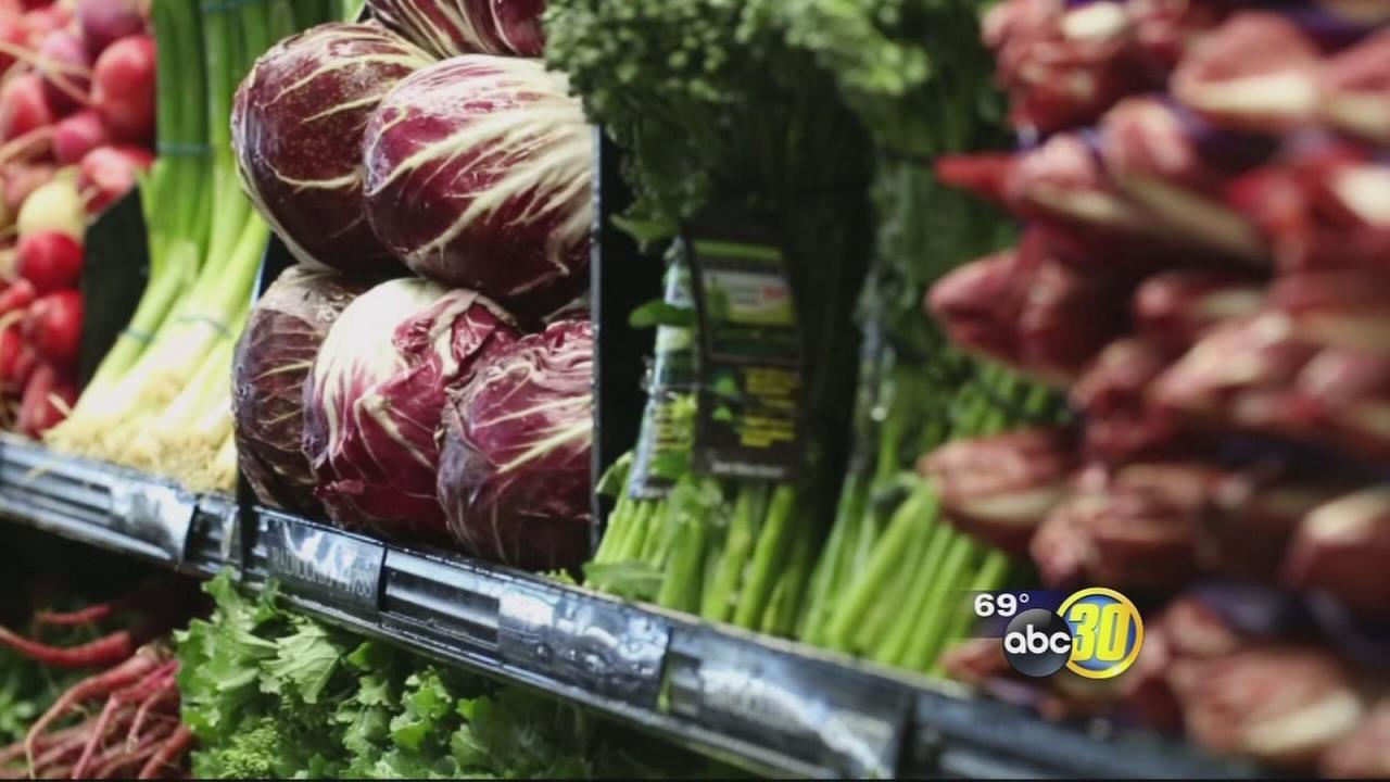 Avoiding pesticides in fruits and vegetables