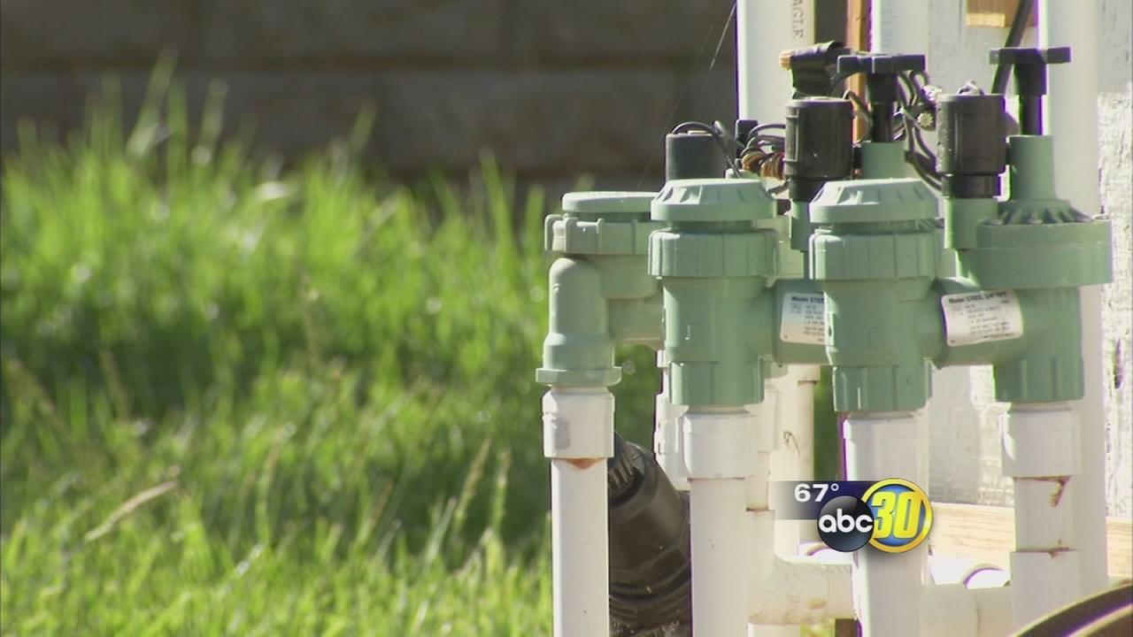 Raymond cuts water usage, implements restrictions