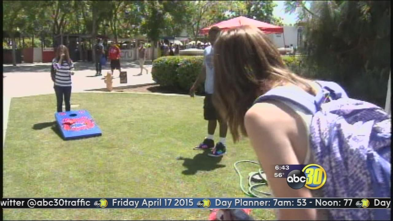 Fresno State is getting ready for its annual Vintage Days celebration