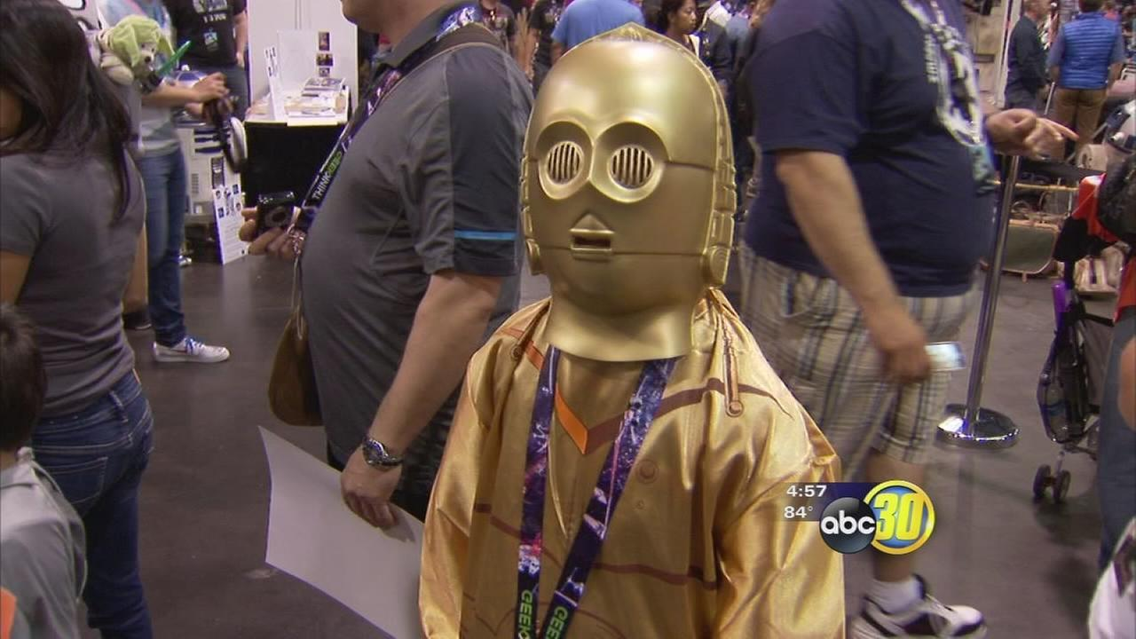Valley fans attend Star Wars Celebration 2015