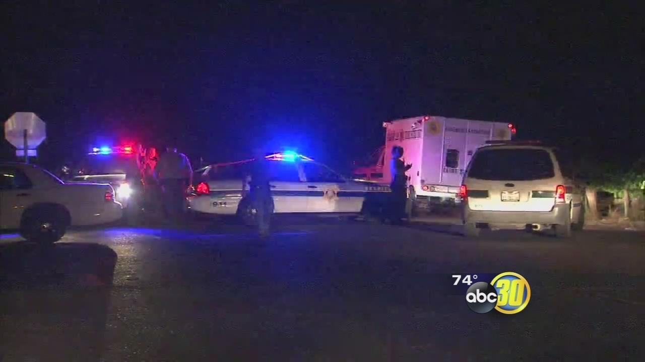 Detectives investigate double homicide in Fresno County