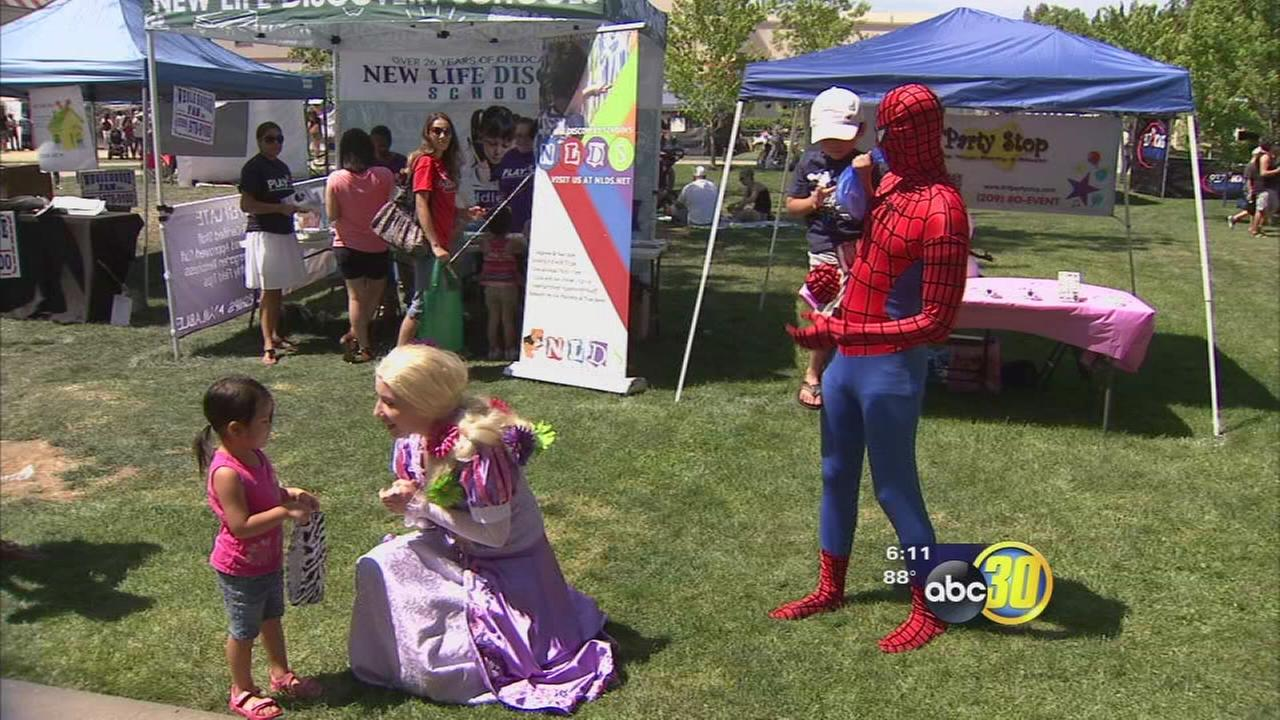 2015 Vintage Days wraps up at Fresno State