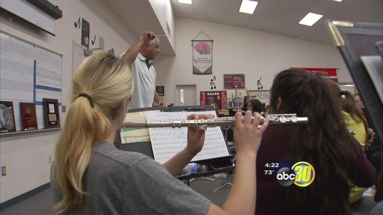 Central High School band to compete in national competition