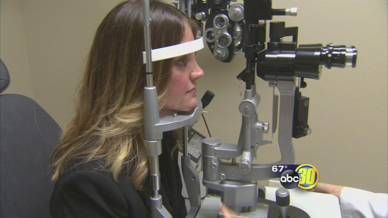 Womens Health and Safety Month - Eye care tips