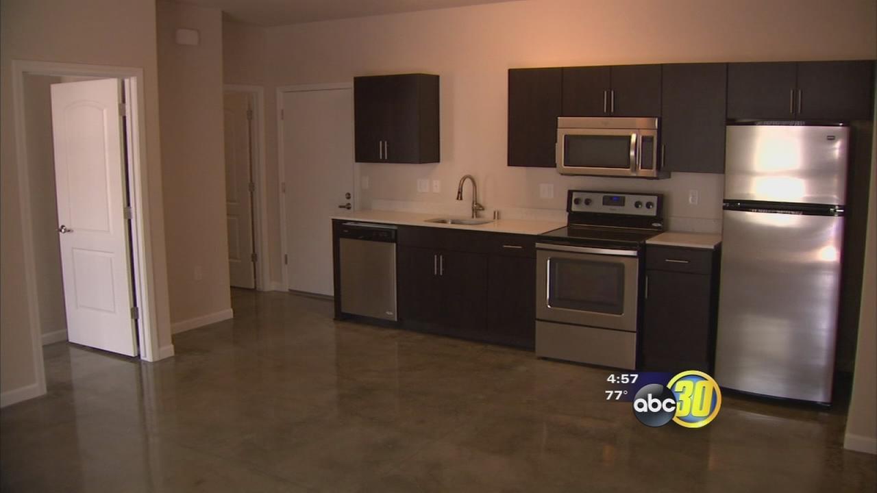 Downtown Fresno living options grow