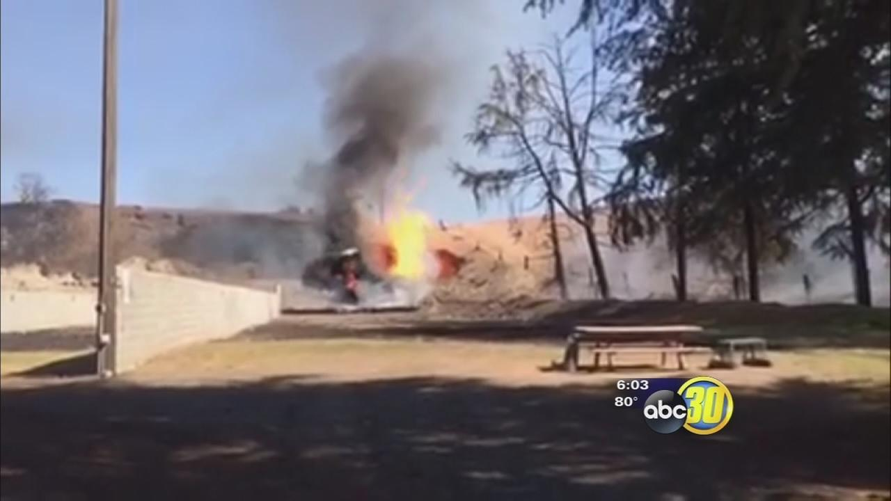 3 inmates join suit seeking damages in Fresno gas explosion