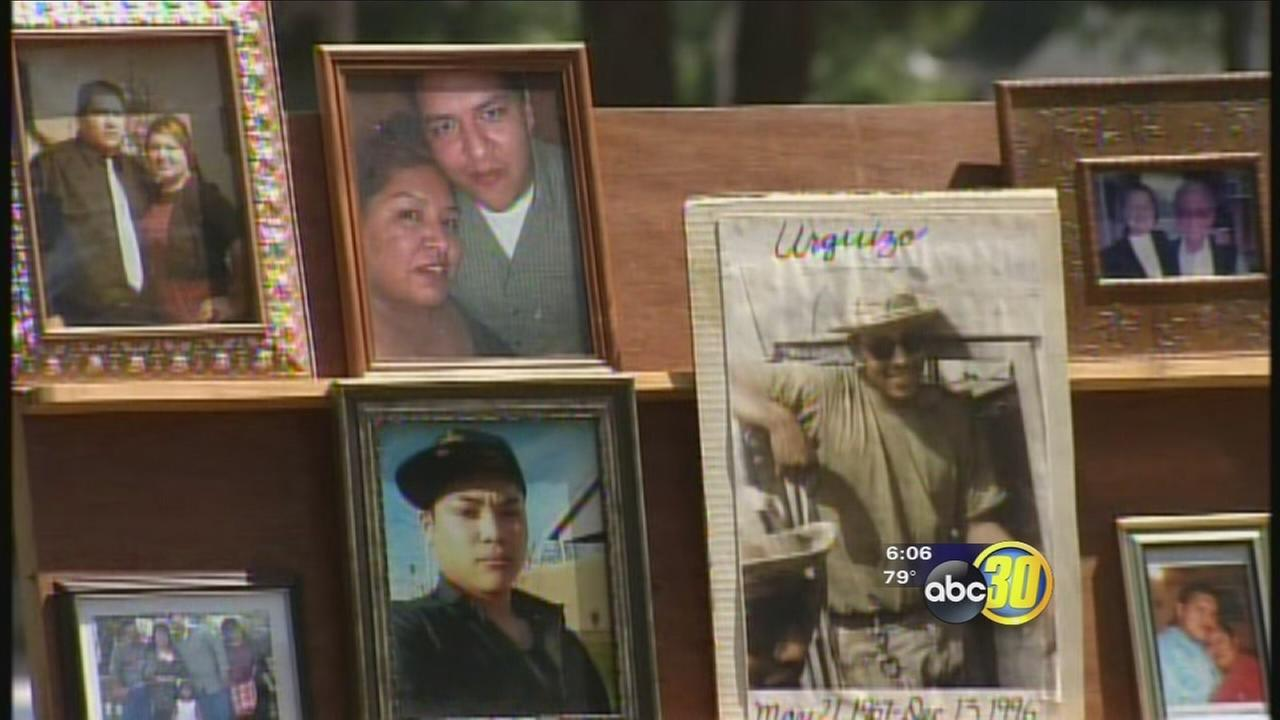 Crime victims share stories at Merced ceremony